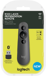 Logitech Wireless Presenter R500 Red Laser Pointer