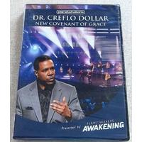 Dr. Creflo Dollar - New Covenant of Grace (CD + DVD)
