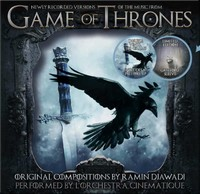 L'Orchestra Cinematique Perform Ramin Djawadi - Game of Thrones - Music From the TV Series Volume 2 (Vinyl) - Cover