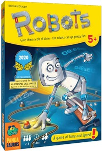 Robots (Card Game) - Cover