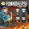 Funko Pop! Funkoverse Strategy Game - Game of Thrones Base Game (Board Game)