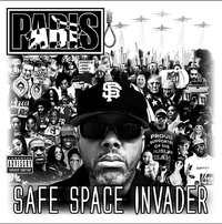 Paris - Safe Space Invader (Vinyl)
