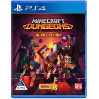 Minecraft Dungeons: Hero Edition (PS4)