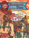 Dungeons on a Dime: Quest 1 - In the Red - Brian Tyrrell (Paperback)