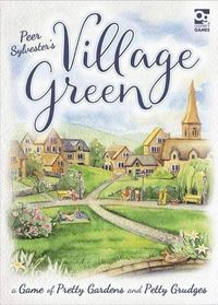Village Green (Card Game) - Cover