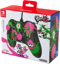 PowerA - Wired Controller - Splatoon (Nintendo Switch) - Cover