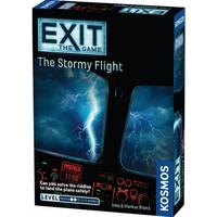 EXIT: The Game - The Stormy Flight (Board Game)