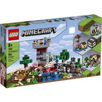 LEGO® Minecraft - The Crafting Box 3.0 (564 Pieces)