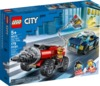 LEGO® City - Elite Police Driller Chase (179 Pieces)