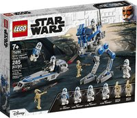 LEGO® Star Wars - 501st Legion Clone Troopers (285 Pieces) - Cover