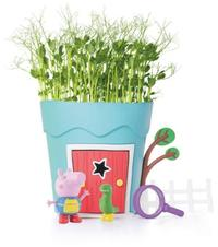Peppa Pig - Growing George Pot Plant - Cover
