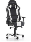 DXRacer - KING K06-NW Gaming Chair - Black/White