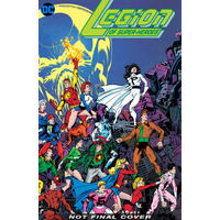 Legion of Super-Heroes: Five Years Later Omnibus Vol. 1 - Keith Giffen (Hardcover)