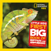 Little Kids First Big Book Of Reptiles And Amphibians - Catherine D. Hughes (Hardcover)