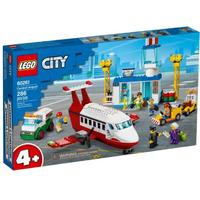 LEGO® City - Central Airport (286 Pieces)