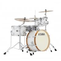 Tama CL30VS-WSM Superstar Maple Neo-Mod 3pc Drum Shell Pack - White Smoke (12 14 20 Inch)