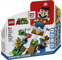 LEGO® Super Mario - Adventures with Mario Starter Course (231 Pieces)