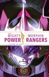 Mighty Morphin Power Rangers Beyond the Grid Deluxe Ed. - Marguerite Bennett (Hardcover)