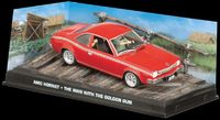The James Bond Car Collection - 1/43 - The Man with the Golden Gun - AMC Hornet (Die Cast Model) - Cover