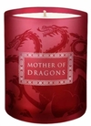 Game of Thrones - Mother of Dragons Glass Candle (Large)