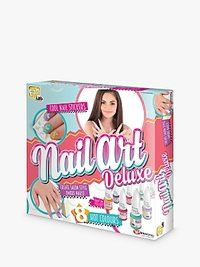 Fab lab Nail Art Deluxe