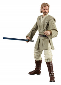 Star Wars - Black Series Episode 2 - Obi Wan Kenobi Figure - Cover