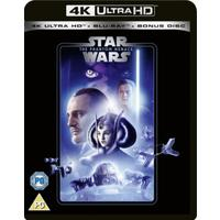 Star Wars: Episode I - The Phantom Menace (4K Ultra HD + Blu-ray)