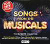 Various Artists - Ultimate Songs From Musicals (CD)