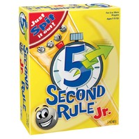 5 Second Rule: Junior (Board Game) - Cover