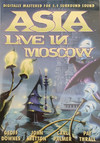 Asia - Live In Moscow (DVD)