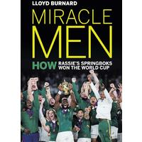 Miracle Men - Lloyd Burnard (Trade Paperback)
