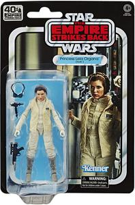Star Wars - 40th Anniversary Episode 5 Princess Leia Action Figure - Cover