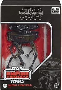 Star Wars - BL Imperial Probe Droid Action Figure - Cover