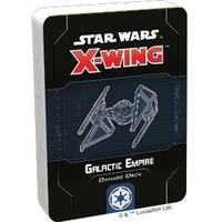 Star Wars: X-Wing (Second Edition) - Galactic Empire Damage Deck (Miniatures)