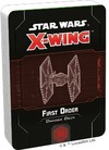 Star Wars: X-Wing (Second Edition) - First Order Damage Deck (Miniatures)