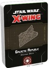 Star Wars: X-Wing (Second Edition) - Galactic Republic Damage Deck (Miniatures)