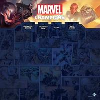 Marvel Champions: The Card Game - 1-4 Player Game Mat (Card Game)