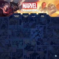 Marvel Champions: The Card Game - 1-4 Player Game Mat (Card Game) - Cover