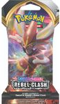 Pokémon TCG - Sword & Shield : Rebel Clash Single Sleeved Booster (Trading Card Game)