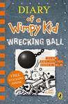 Diary of a Wimpy Kid: Wrecking Ball - Jeff Kinney (Paperback)