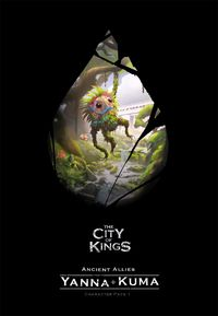 The City of Kings - Ancient Allies Character Pack #1 Expansion (Board Game)