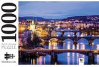 Vltava River, Prague, Czech Republic Puzzle - Mindbogglers (1000 Pieces) - Cover