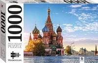 St Basil's Cathedral, Moscow, Russia Puzzle - Mindbogglers (1000 Pieces) - Cover