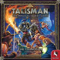 Talisman (Revised 4th Edition) - The Dungeon Expansion (Board Game)