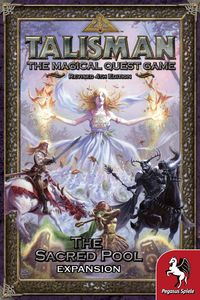 Talisman (Revised 4th Edition) - The Sacred Pool Expansion (Board Game)