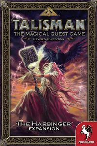 Talisman (Revised 4th Edition) - The Harbinger Expansion (Board Game)