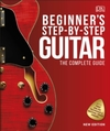 Beginners Step-By-Step Guitar - DK (Hardback)