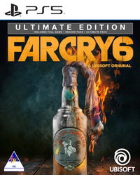 Far Cry 6 - Ultimate Edition (PS5) - Cover
