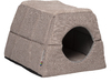 Rogz Cat Bed Two-In-One Igloo Oslo (Natural & Sand)