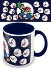 Super Mario - Boos Blue Mug